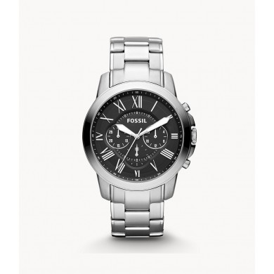 Grant Chronograph Stainless Steel