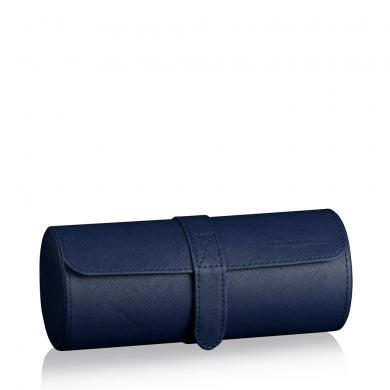 Кутия за часовници - Watch Roll Rondo 3 - Blue