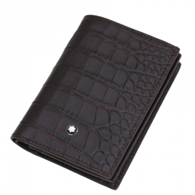 Визитник - Meisterstück Selection Business Card Holder with banknote compartment