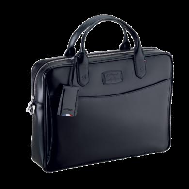 Бизнес чанта за документи LINE D/DOCUMENT HOLDER BLACK