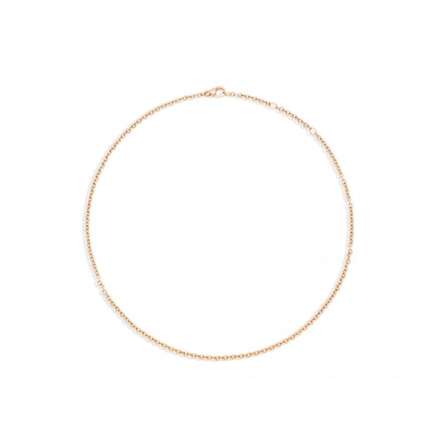 Верижка-колие - Gold Necklaces - Matching Pendants