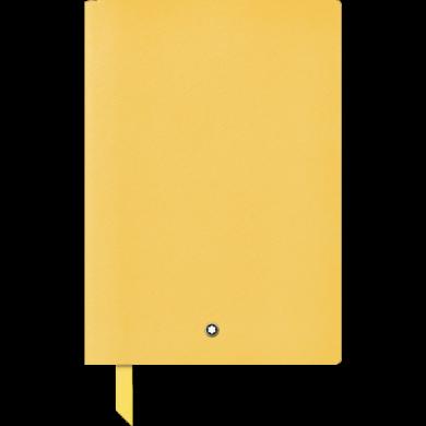 Тефтер - Notebook #146 Pocket Stationery, Mustard Yellow