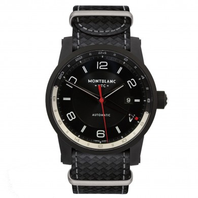 Montblanc TimeWalker Urban Speed UTC E-Strap 43 mm