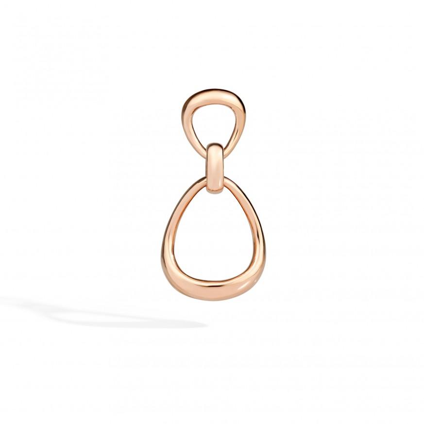 Висулка - Fantina Pendant - Rose Gold
