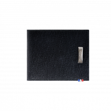 Портфейл LINE D CONTRASTE/BILLFOLD 6 CREDIT CARDS BLACK