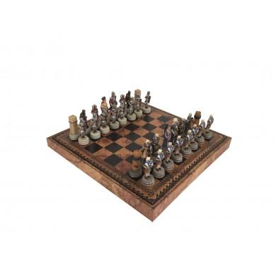 Шах + Табла Romans Vs Arabs